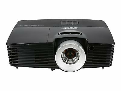 NEW! Acer MR.JLC11.002 P5515Dlp 3D Full 1080P Projector4000Lm12000/1 Hdmi X 2 Vg