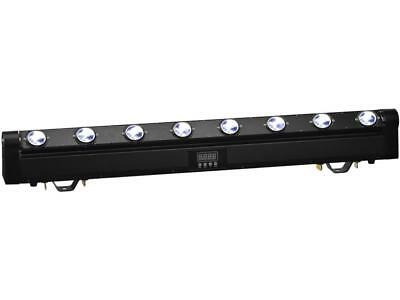 IMG STAGE LINE LED Moving Bar BEAM-8/WS