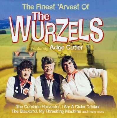 The Wurzels ~ Finest 'Arvest ~ Greatest Hits ~ Very Best Of ~ NEW CD (sealed)