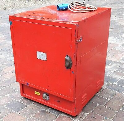Hailey SD1 Arc Welding Weld Stick Rod Oven Kiln Heater. UK made