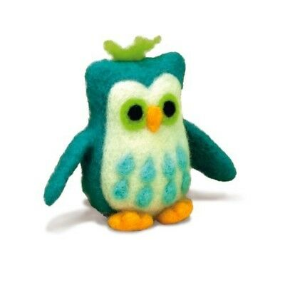 Dimensions Needle Felt Kit - Owl - Felting D7273798
