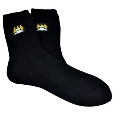 Manchester City Thermal Socks Size: 6 - 11 - Football Size 6 Fc Winter