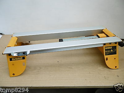 Brand New Dewalt Mainframe For De7400 Rolling Stand
