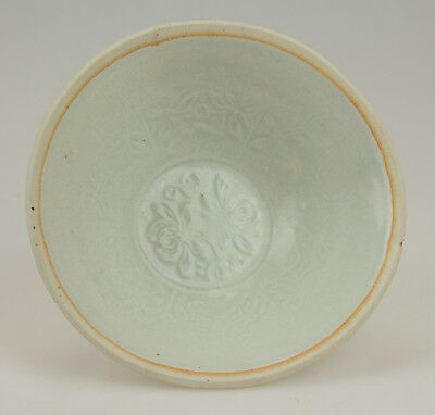 Fine Antique Chinese Song Qingbai Moulded Bowl