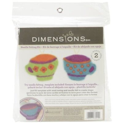 Dimensions Try Needle Felting Kit - Tea Cup - D7273911