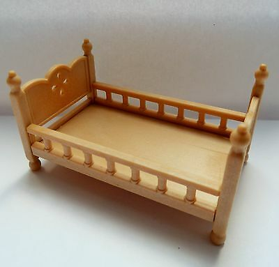 Sylvanian Families Spares * Kids Single Bed * Combined P+P New  (Sy77)