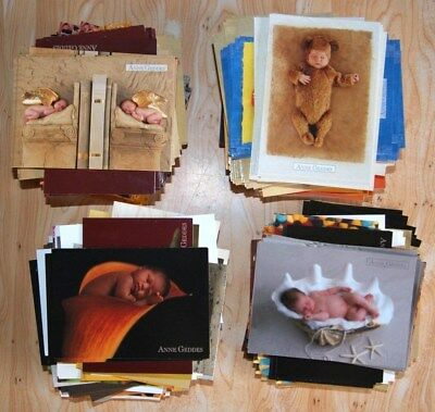 LOT DE 606 CARTES POSTALE ANNE GEDDES NEUF BEBE COLLECTION pour REVENDEUR
