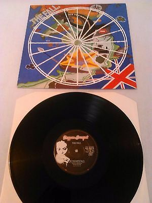 """The Fall - Hit The North Remixes 12"""" Ex!!! Uk 1St Press Beggars Beg 200Tr A1 B1"""