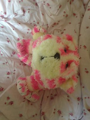 Bagpuss Soft Toy Cat Talking Toy