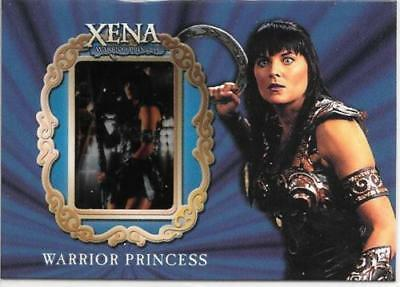 Xena  Arts & Images  Lucy Lawless Gallery Card Gx1 To Gx6  Set Or Singles