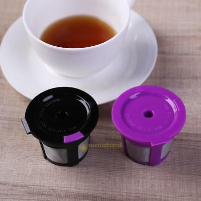 Refillable Coffee Capsule Reusable Filter for Keurig Machine Tool K-Cup Filters