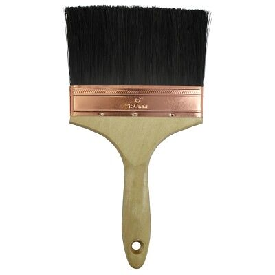 """6"""" Dekton Decorator's Brush - Wall 6 Plastering Water Fence Shed Paint"""