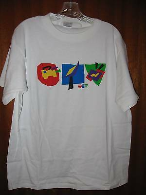 Ctv T-Shirt Size L Canadian Tv Network Roots 100% Cotton Never Used!! Rare!! A