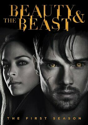 Beauty & the Beast: Season 1 [DVD] NEW!