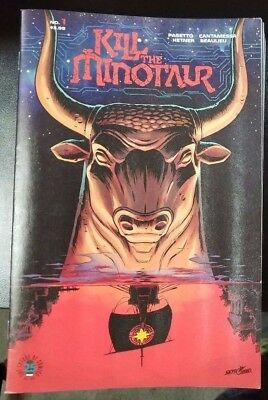 KILL THE MINOTAUR #1 Image Comic Book NM 1ST PRINT