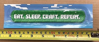 100 X Minecraft Wrist Snapbands Wholesale Job Lot Party Lucky Bag Dip Fete Toy