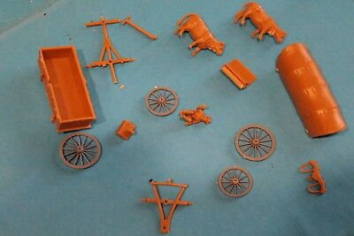 Pioneer's Wagon Set 1 - Carriage Far-West Serie Rare - The Conquest Of The West