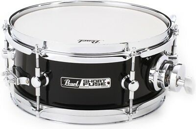 """Pearl Short Fuse Snare Drum with ISS Mount - 4""""x10"""