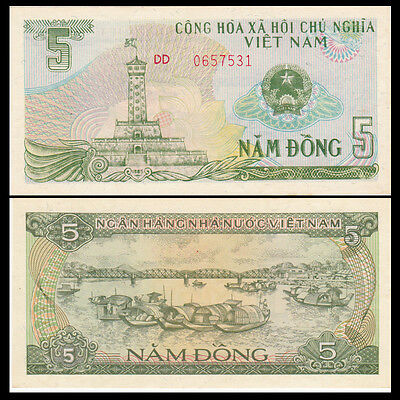 Vietnam Banknotes set of 14 notes 100$ to 5000.000$ UNC