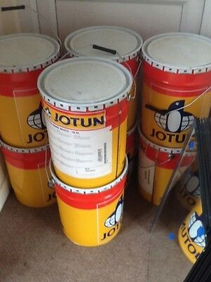 Jotun Waterbased Intumescent Steel Fire Proof Paint - 1 x 18.5 Litre Tin