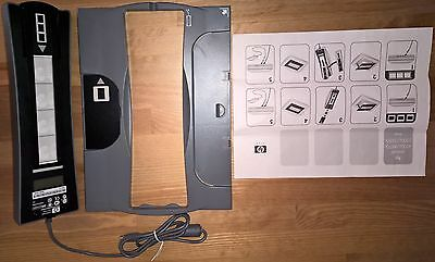 HP Transparent Materials Adapter C9911A and 35mm Negative Template C9911-67703