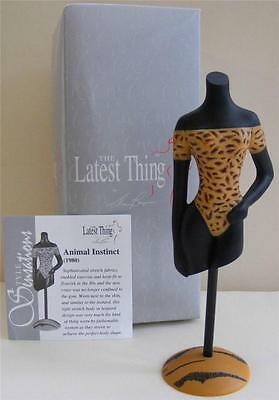 The Latest Thing (Stacy Bayne) Style Sensations 17408 Animal Instinct