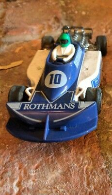 Scalextric Rothmans F1 March 771 Slot Car C129-020