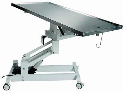 New Veterinary Surgical Operating Table FT-827 Electric Lift 360 Turn Table Top