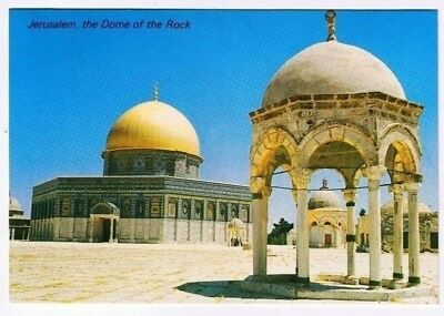 Israel Postcard Dome Of The Rock