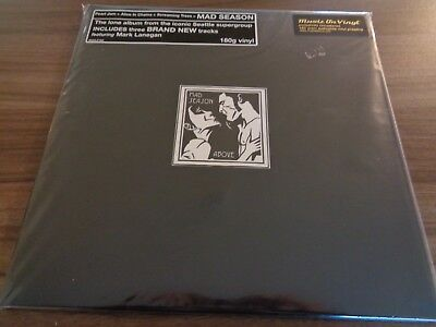 Mad Season - Above (Pearl Jam, Alice In Chains) 2013 Double 180G Audiophile. Ex+