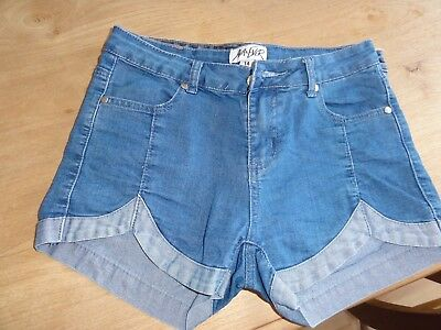 Bulk Lot - 2 x Gorgeous funky Girls shorts Ava & Eva and The Lost Girls size 14