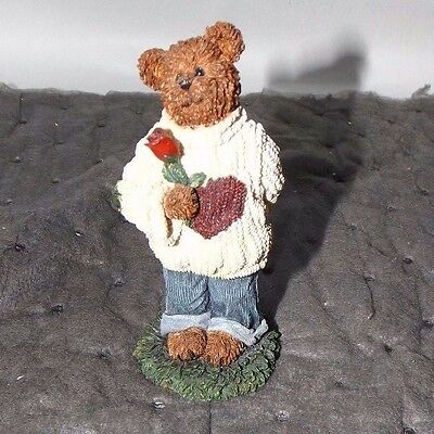 Boyd's Bears & Friends -  Style 228433  Bud Bearsworth - True Love - 4E/3803