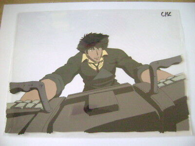 Cowboy Bebop Spike Anime Production Cel 20