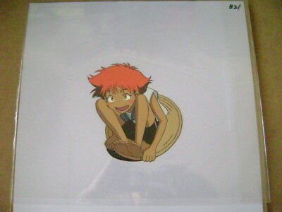 Cowboy Bebop Ed Anime Production Cel 3