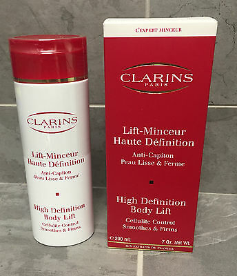 Clarins lift minceur haute definition Anti-Capitons Peau Ferme 3X200ml possible