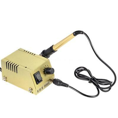 AC220V Mini Soldering Station Solder Iron Welding Equipment for SMD SMT DIP O2Y6