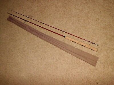 """Vintage Phillipson """"Deluxe"""" P70SL-51/4 Spinning 7' Rod made in USA"""