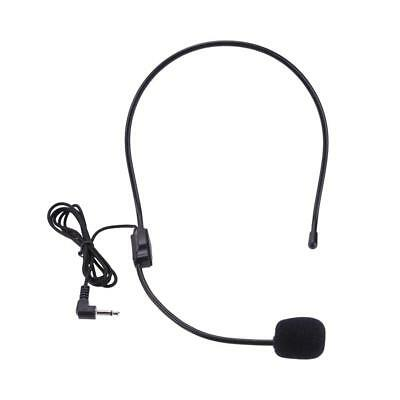 3.5mm Stereo Wired Headset with Mic Headphone Microphone For Laptop Desktop PC