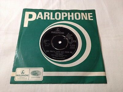 THE SWEET - All You'll Ever Get From Me / The Juicer - UK 1970 PARLOPHONE 45
