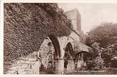 jk irish postcard ireland sligo abbey