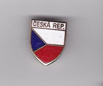 Czech Republic - lapel badge
