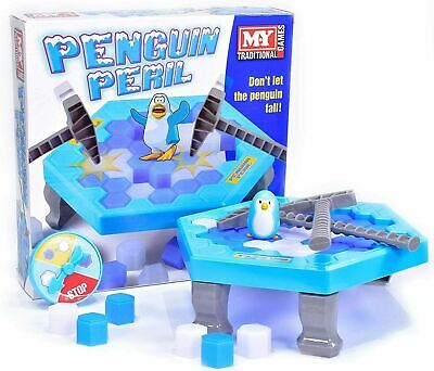 Penguin Peril Ice Pick Challenge Childrens Family Fun Game - TY9723