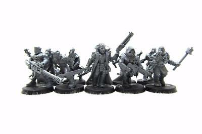 Warhammer 40k Chaos Space Marines Chaos Space Marine Cultists Squad (w5369)