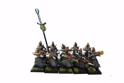 Warhammer Fantasy Age Of Sigmar Aelfs Dark Elves Darkshards Regiment (w5407)