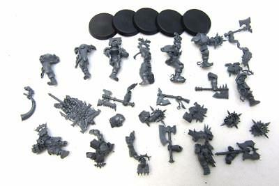 Warhammer Fantasy Age Of Sigmar Blades Of Khorne Blood Warriors Regiment (w5376)