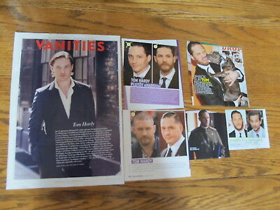 Tom Hardy French Us Clippings