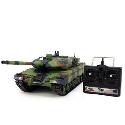 Heng Long Leopard 2A6 Panzer 2.4 GHz 1/16 Torro-Edition 6mm BB