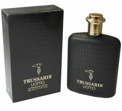 Trussardi Uomo 100 ml After Shave Spray old vintage Version