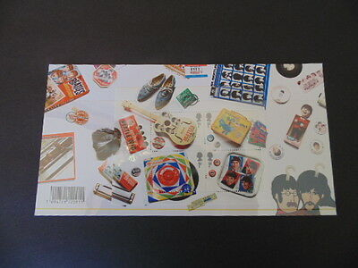 The Beatles 2007 Royal Mail Complete Set Of-[10]-Stamps Collectors Pack Mint