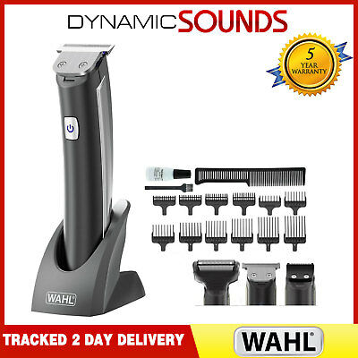 Wahl 9884-800 Blitz Advanced Lithium 2.0 3-in-1 Beard Trimmer